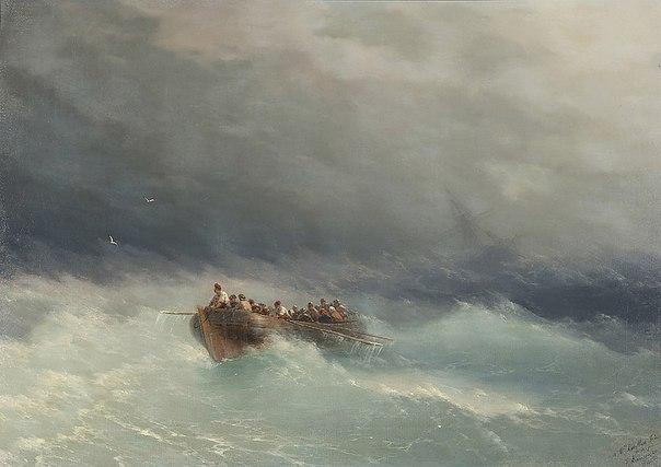 байки океан