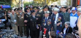 Ветеранам-британцам понравился «невероятный прием» в Крыму
