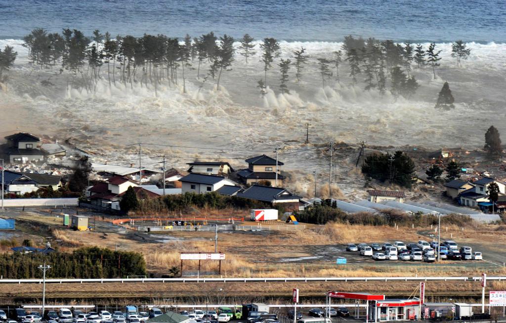 Fukushima's 2011 Tsunami and Nuclear Disaster Third Anniversary