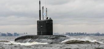 Россия возобновляет глобальное подводное патрулирование