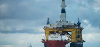 Shell ищет защиту от Greenpeace