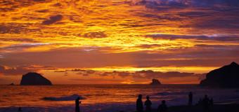 Самые непригодные для человека пляжи мира.