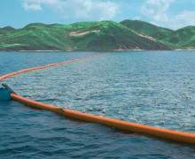 Голландская Ocean Cleanup займется очисткой мирового океана.