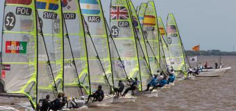 В  Сан-Исидро завершился чемпионат мира в классах 49-й и 49-й FX