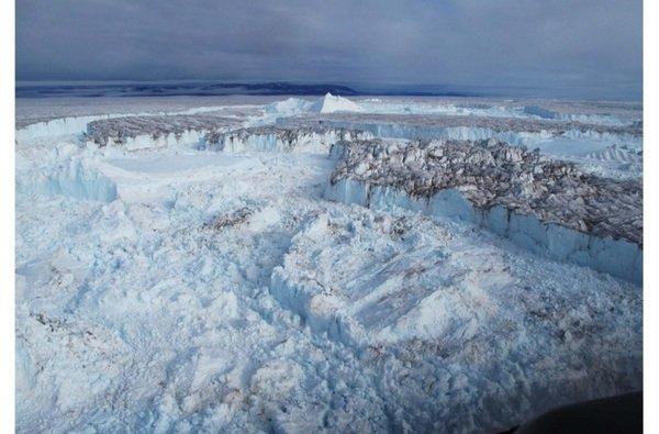 фото ледник