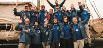 """Экспедиция """"Кон-Тики 2"""" отправилась к острову Пасхи!"""