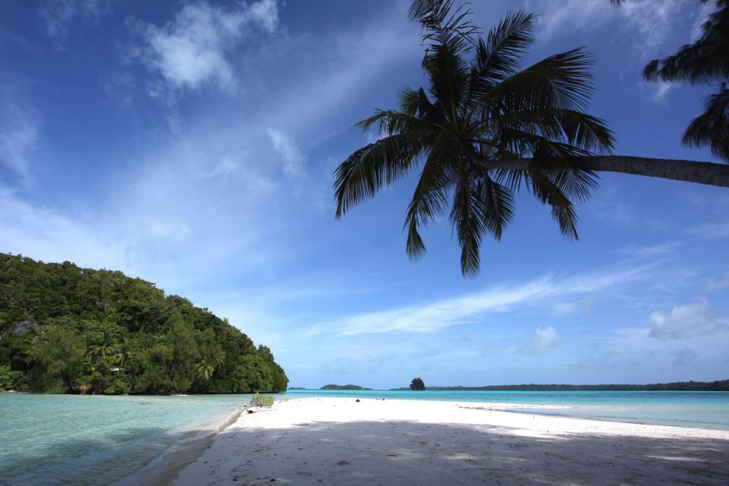 Райские острова – архипелаг Палау