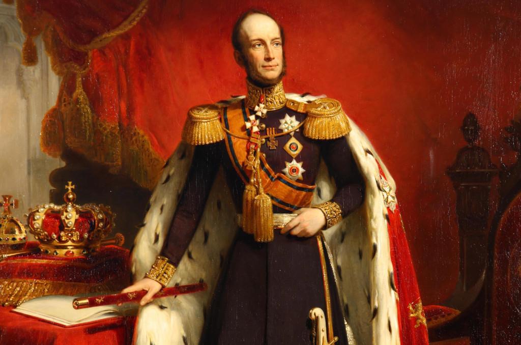 Король Виллем II