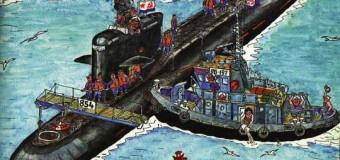 Морские байки: Отдать сходню