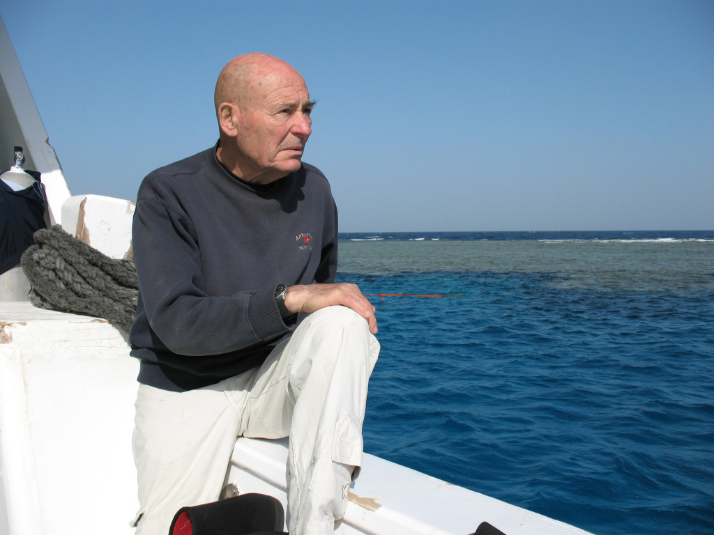 Андрэ Лабан. Египет, 2009 г.