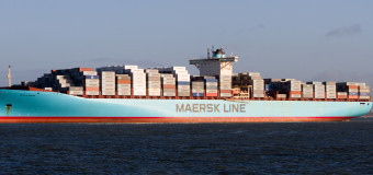 Maersk будет утилизировать суда в Индии