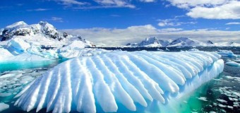 За 3 минуты до Антарктиды