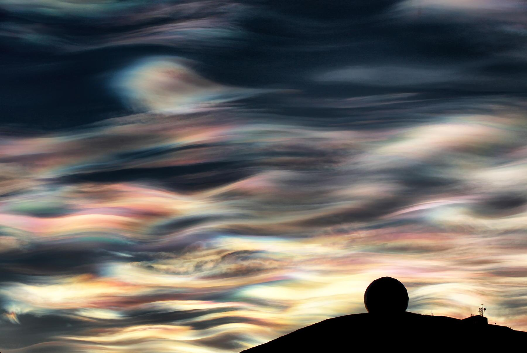 Antarctic Nacreous by Deven Stross
