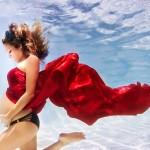 Подводные фотографии беременных от Адама Оприса 3