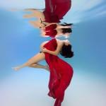 Подводные фотографии беременных от Адама Оприса 4
