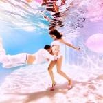 Подводные фотографии беременных от Адама Оприса 5