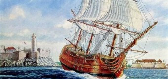 19 лет назад у берегов Эквадора обнаружен легендарный морской клад