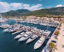 Porto Montenegro теперь может принимать самые большие яхты