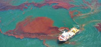 BP выплатит 18.7 млрд. $ за разлив нефти в Мексиканском заливе