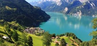 И на озёрах в Швейцарии могут быть цунами