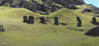 5 апреля 1722 года был открыт остров Пасхи