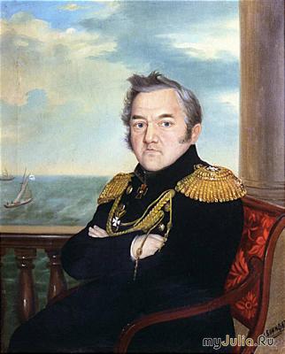 Адмирал Лазарев Михаил Петрович (1788-1851)