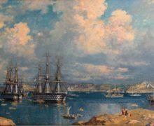 Поход контр-адмирала М.П. Лазарева в Босфор.
