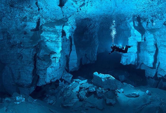 Ордынская пещера фотограф