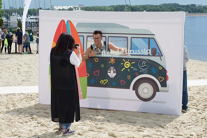 Фестиваль серфинга Surfest на ocean media