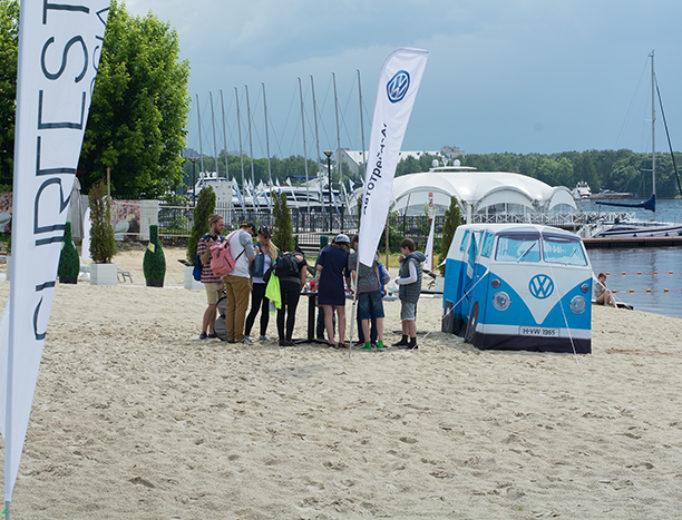 Первый в России фестиваль серфинга  Surfest в Royal Bar на ocean media