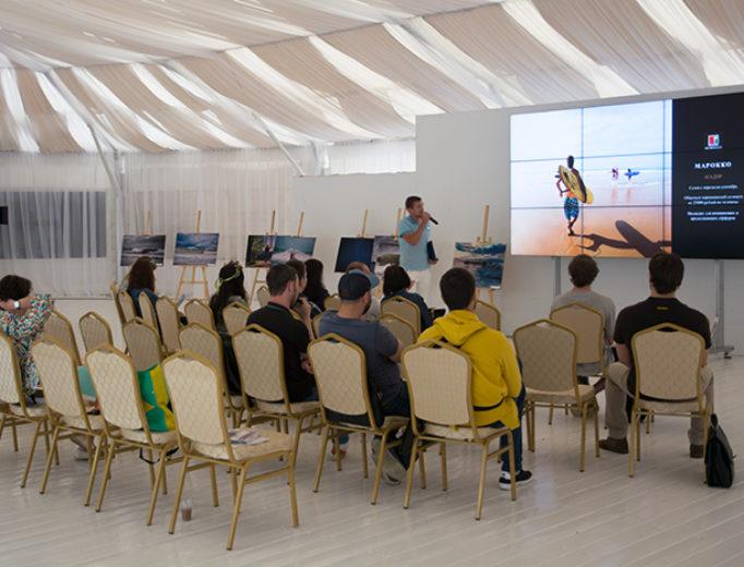 Лекции Surfest в Москве на ocean media