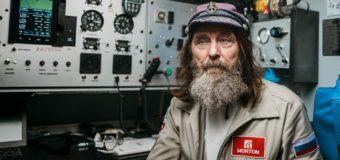 Федор Конюхов за 11 дней облетел Землю на воздушном шаре