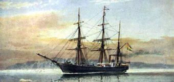 Экспедиция Норденшельда по Северному морскому пути