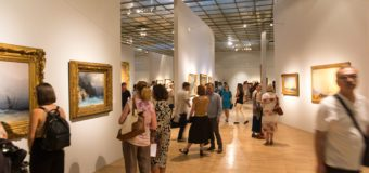 В Третьяковской галерее открылась выставка Айвазовского