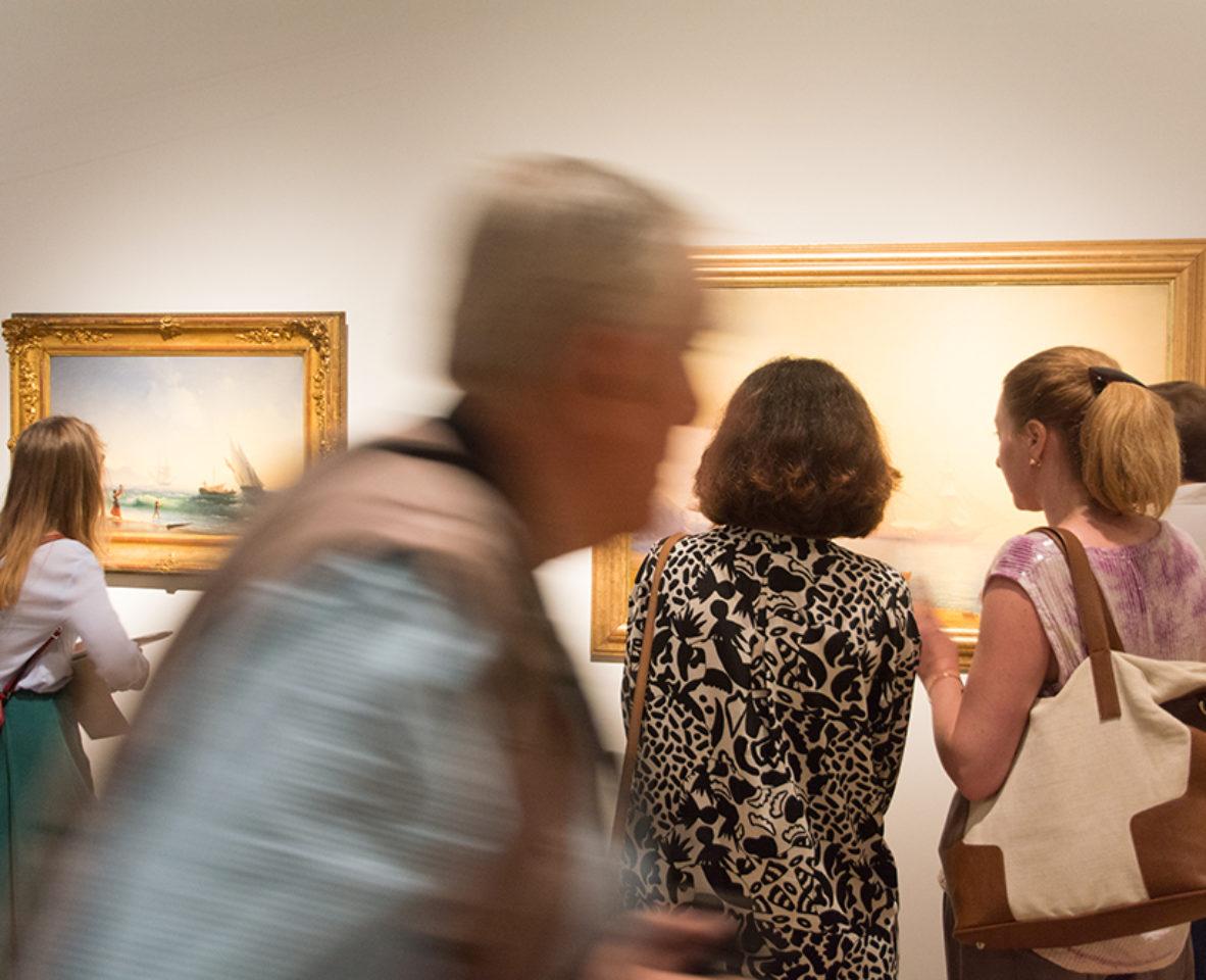 Новая выставка в Третьяковской галерее