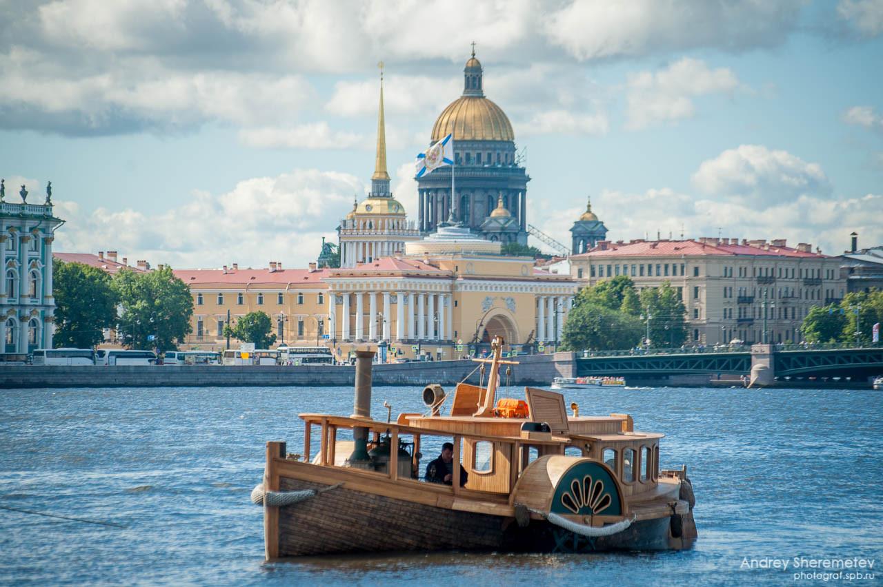 Санкт-Петербургский морской фестиваль