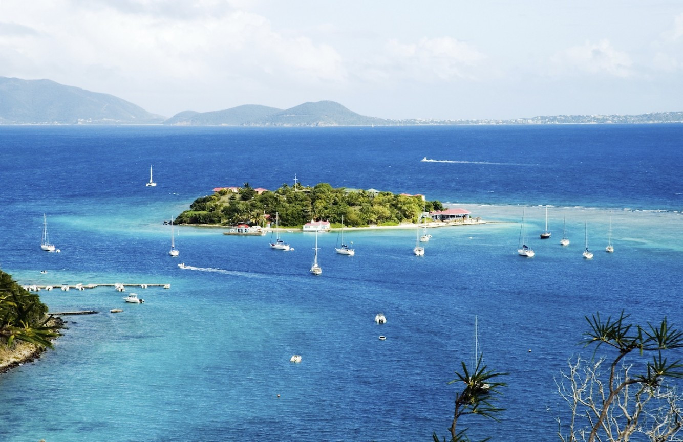 The British Virgin Islands consist of the main islands of Tortola