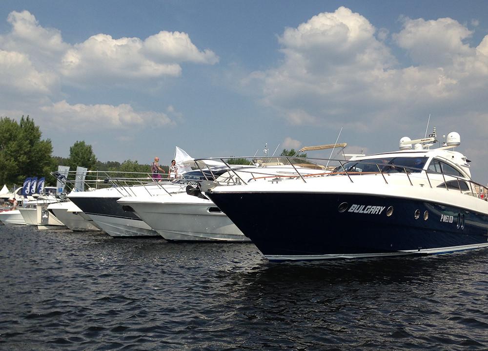 Самарский фестиваль яхт и катеров