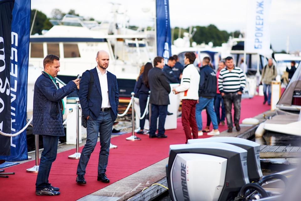 St. Petersburg Boat Show (SPIBS) 2016