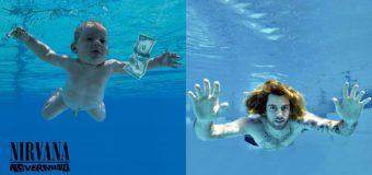 Спустя 25 лет ребенок с обложки альбома Nirvana снова снялся в бассейне