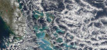 Метеорологи представили свою версию тайны Бермудского треугольника.