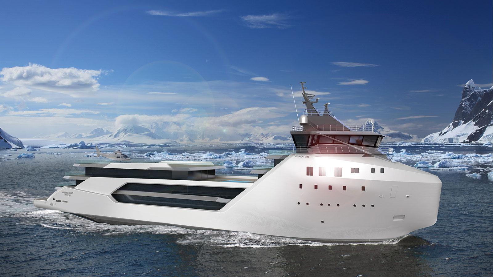 Экспедиционное судно Kilkea