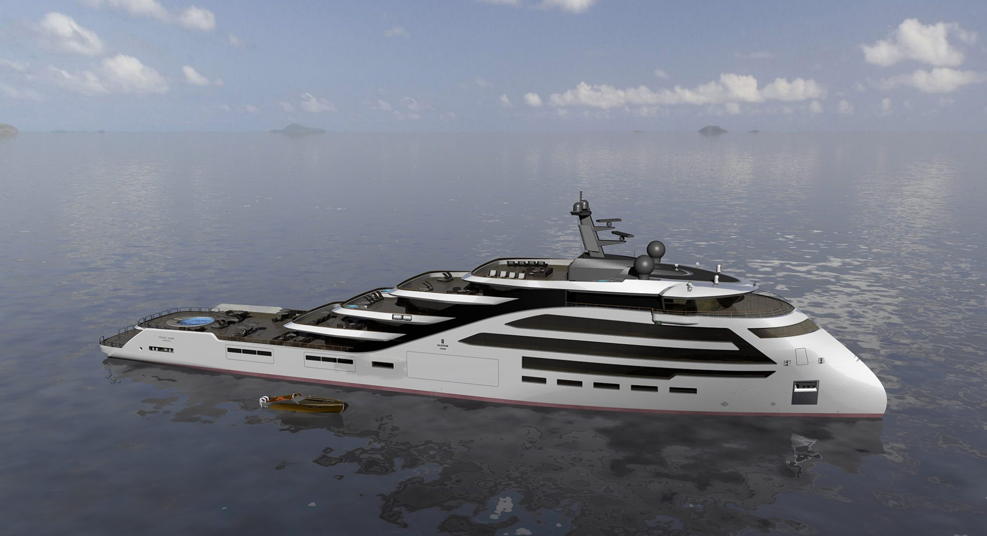 Норвежская экспедиционная яхта