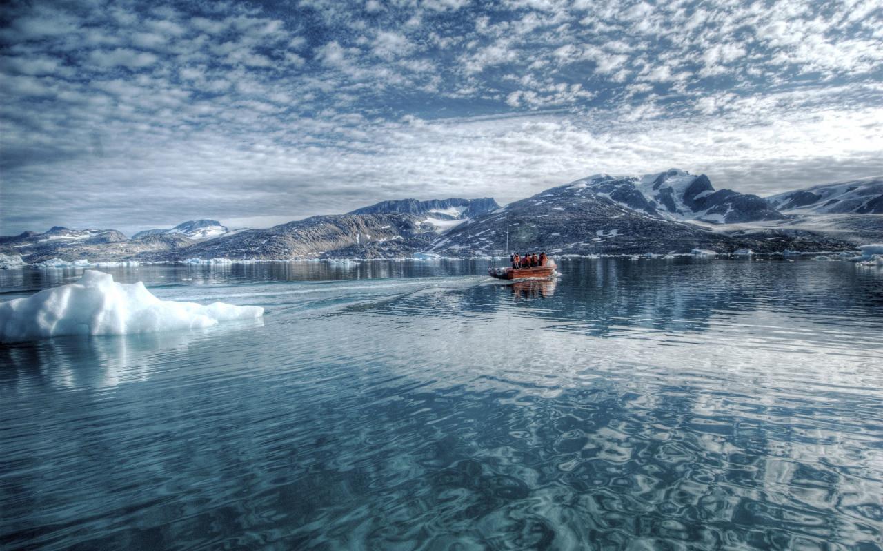5 фактов о самом чистом море в мире