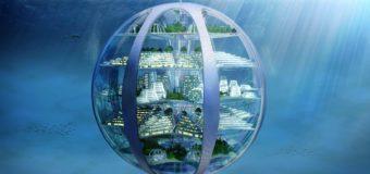 Что нам стоит дом построить, напечатать подводный дом на 3D принтере будем жить ..