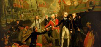 14 февраля 1797 года состоялась битва у мыса Сант-Винсент.