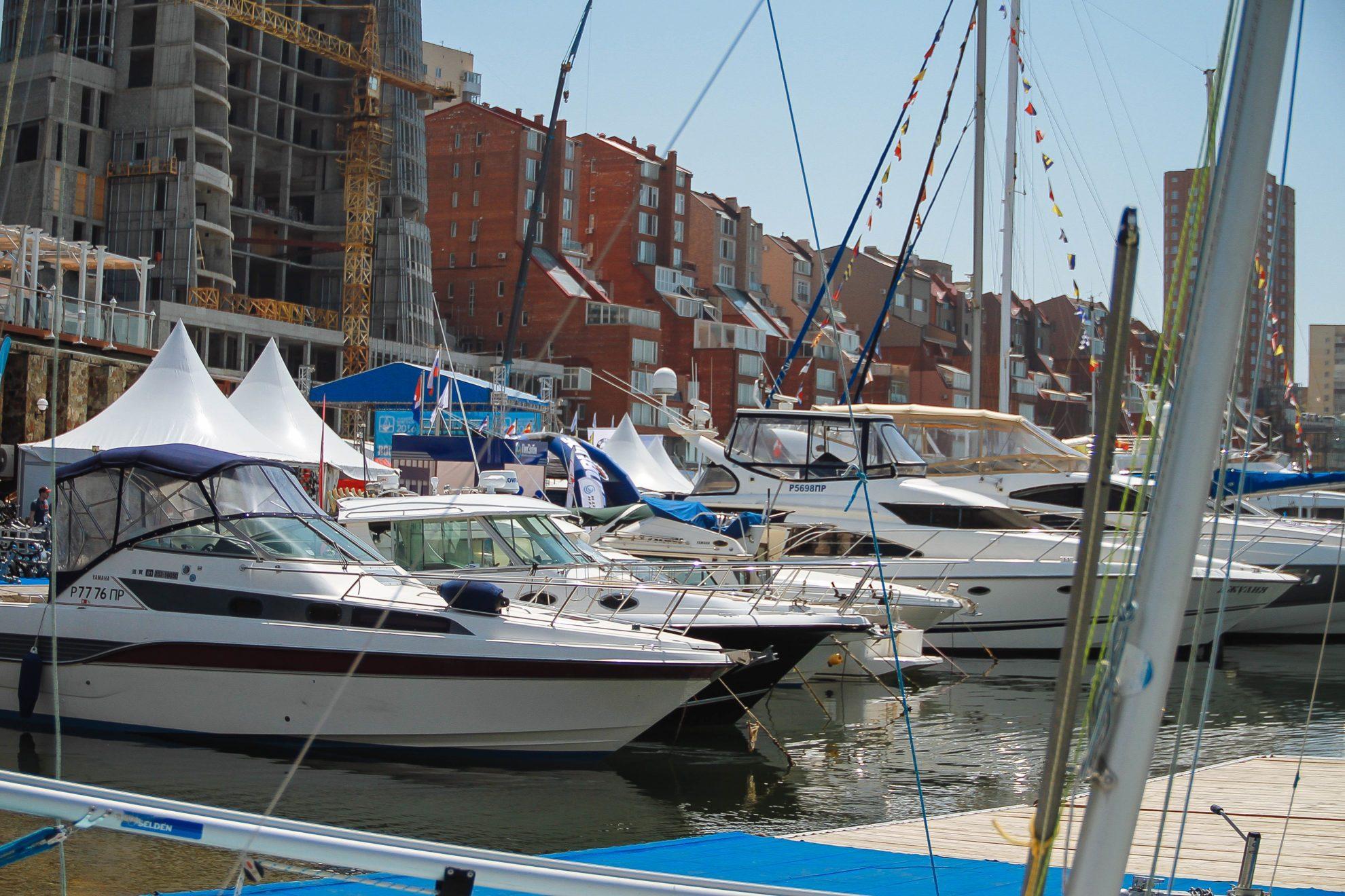 Vladivostok Boat Show ворвется в Тихоокеанский туристский форум