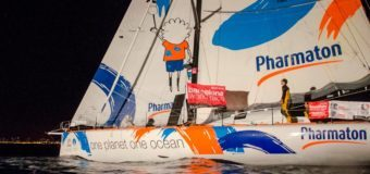 Barselona World Race 2014/2015 (перевод OCEAN TV)