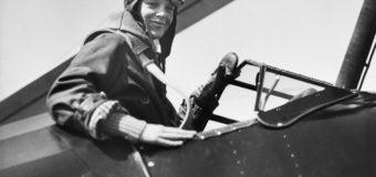 В Тихом океане нашли останки самой известной женщины-пилота в мире