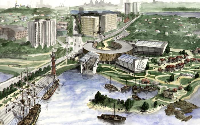В Казани откроют музей кораблестроения